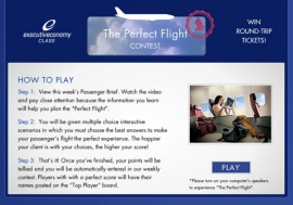 Singapore Airlines – Perfect Flight