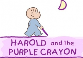 Trilogy – Harold and the Purple Crayon