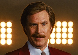 Paramount – Anchorman 2